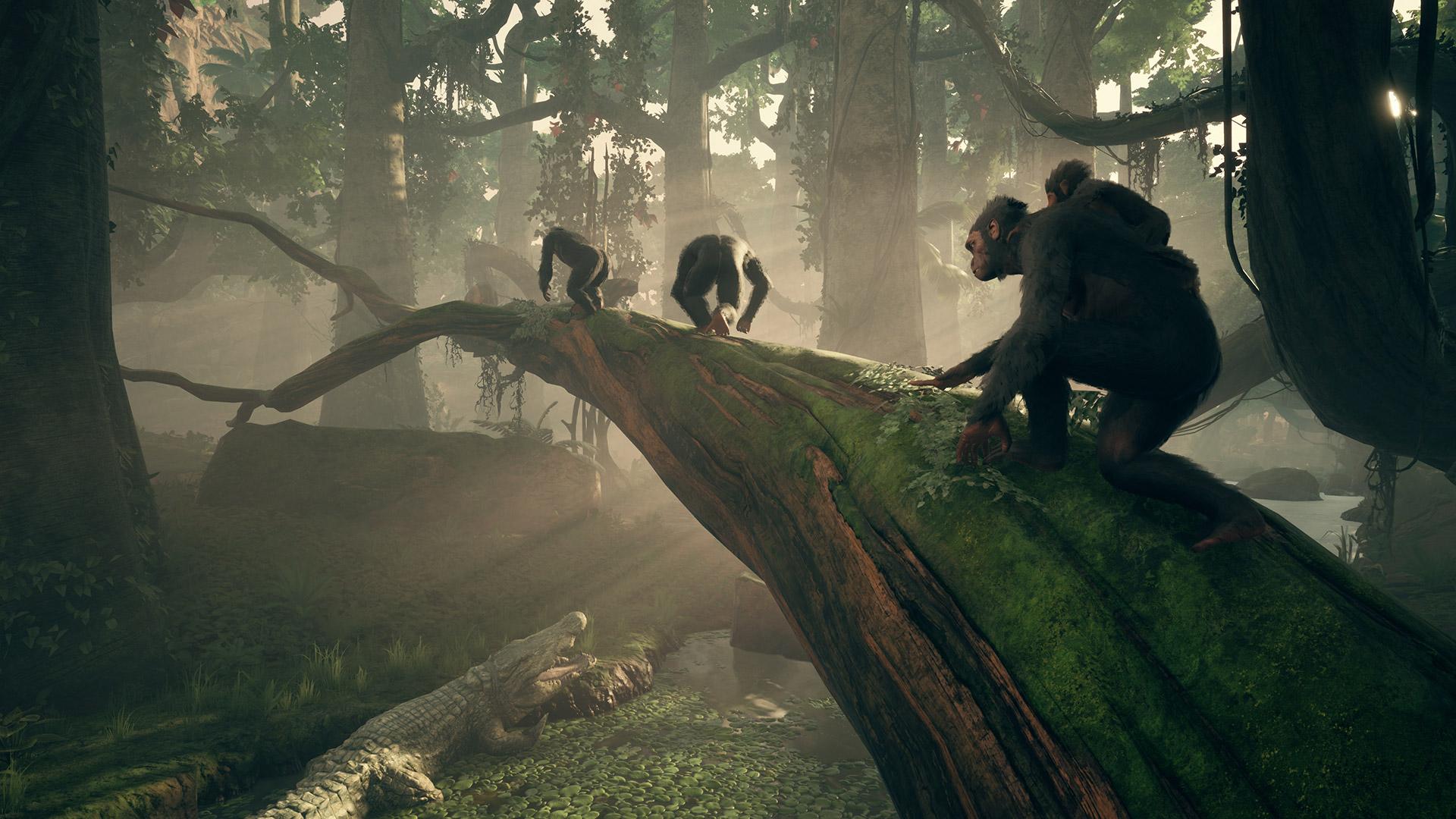 Review: Ancestors: The Humankind Odyssey screenshot