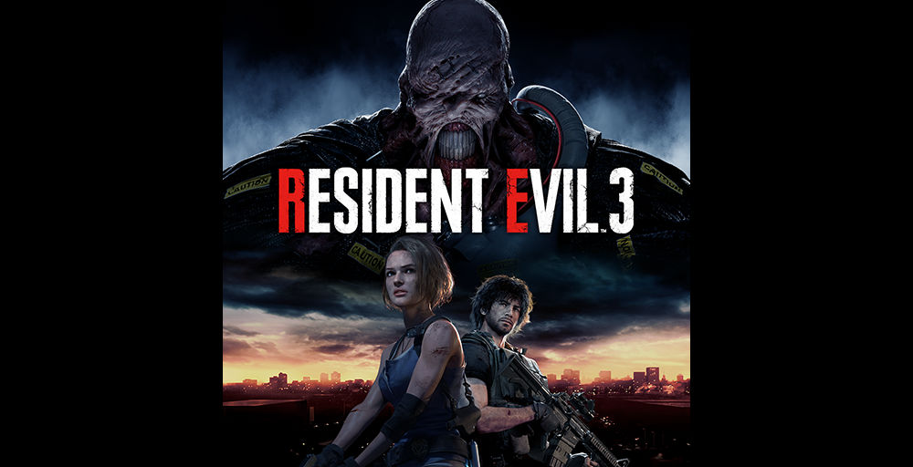 This could be our first look at the Resident Evil 3 remake screenshot