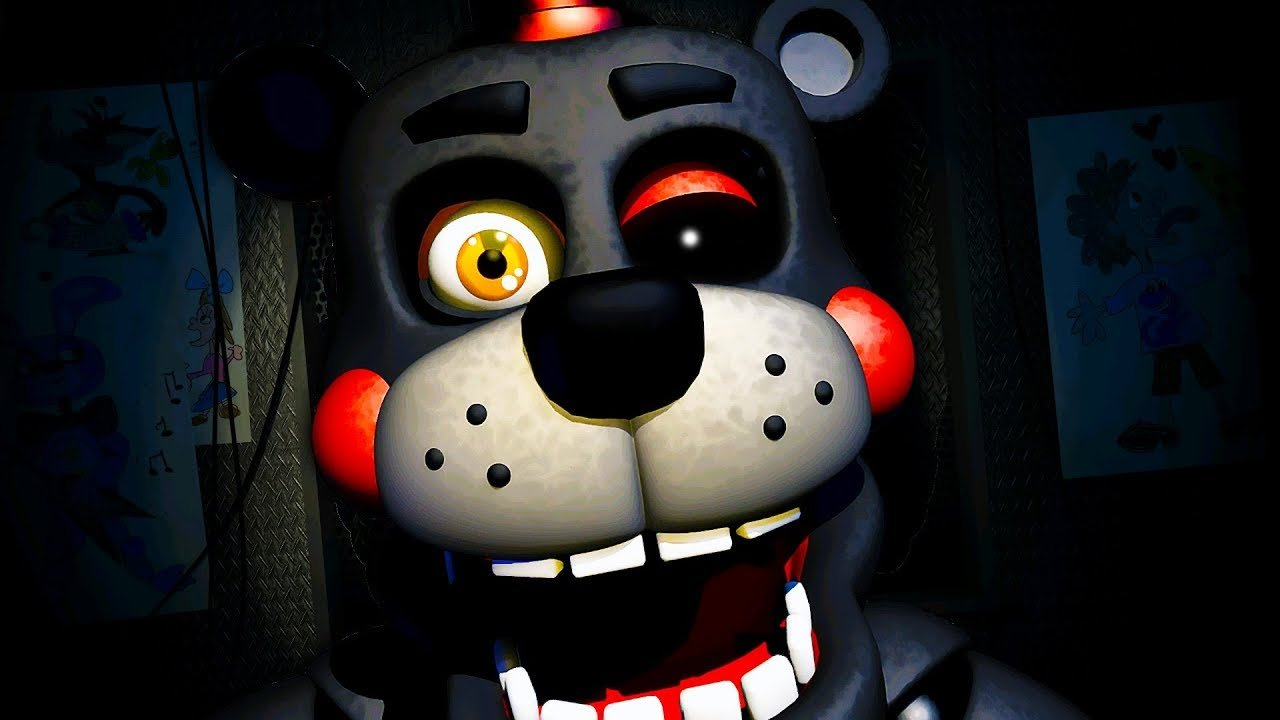 Have you ever played a Five Nights at Freddy's game? screenshot