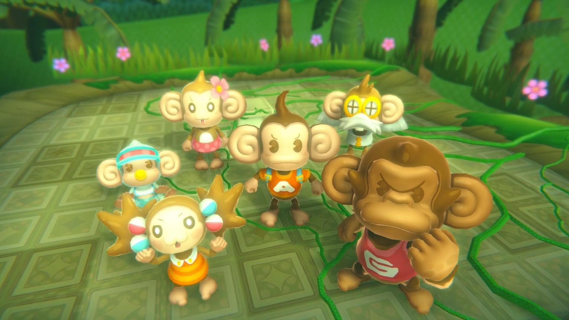 Sega says Banana Blitz HD can open the door for more Super Monkey Ball screenshot