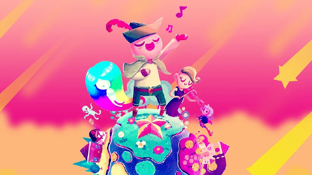 Wandersong brings its merry ballad to Xbox One and Game Pass this week