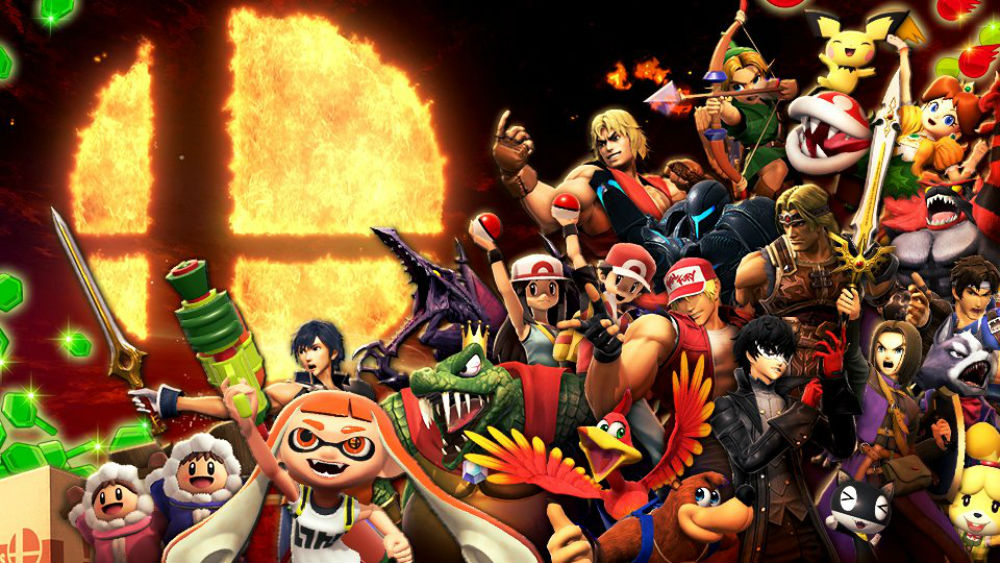 Smash Ultimate celebrates its first anniversary with an underwhelming event