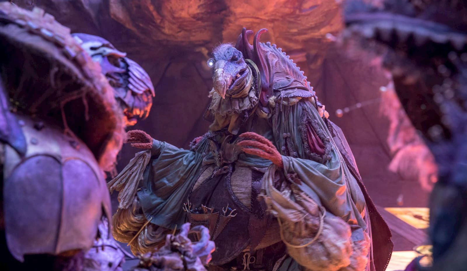 That new Dark Crystal strategy RPG will launch in February, well after the Netflix show's debut screenshot