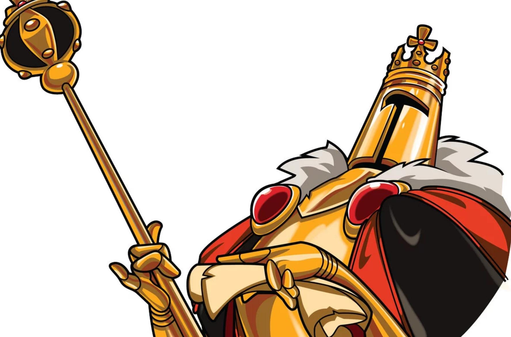 Nintendo Download: Shovel Knight: King of Cards