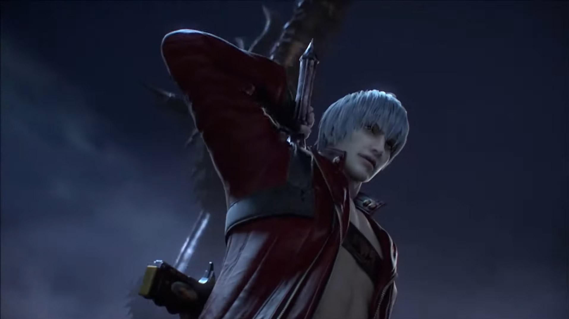 You don't look so hot, Dante screenshot