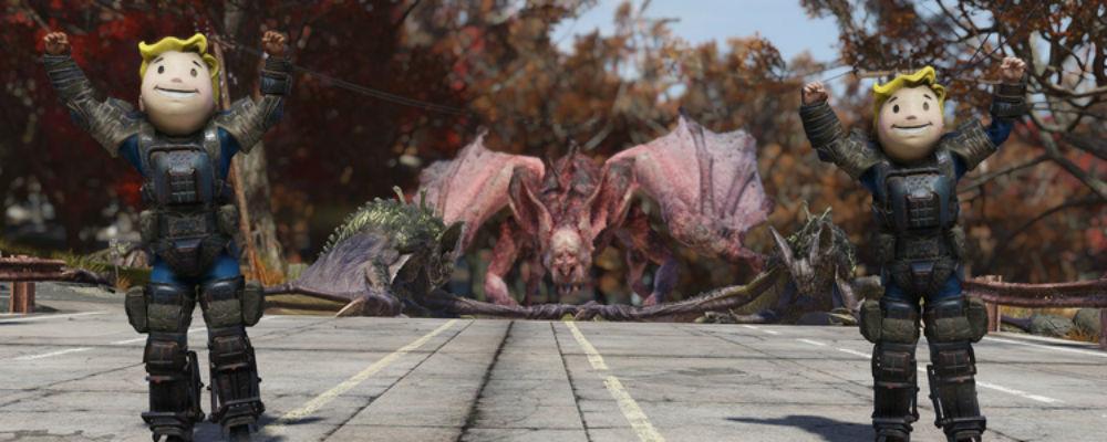 Fallout 76's next update offers true solo experiences screenshot