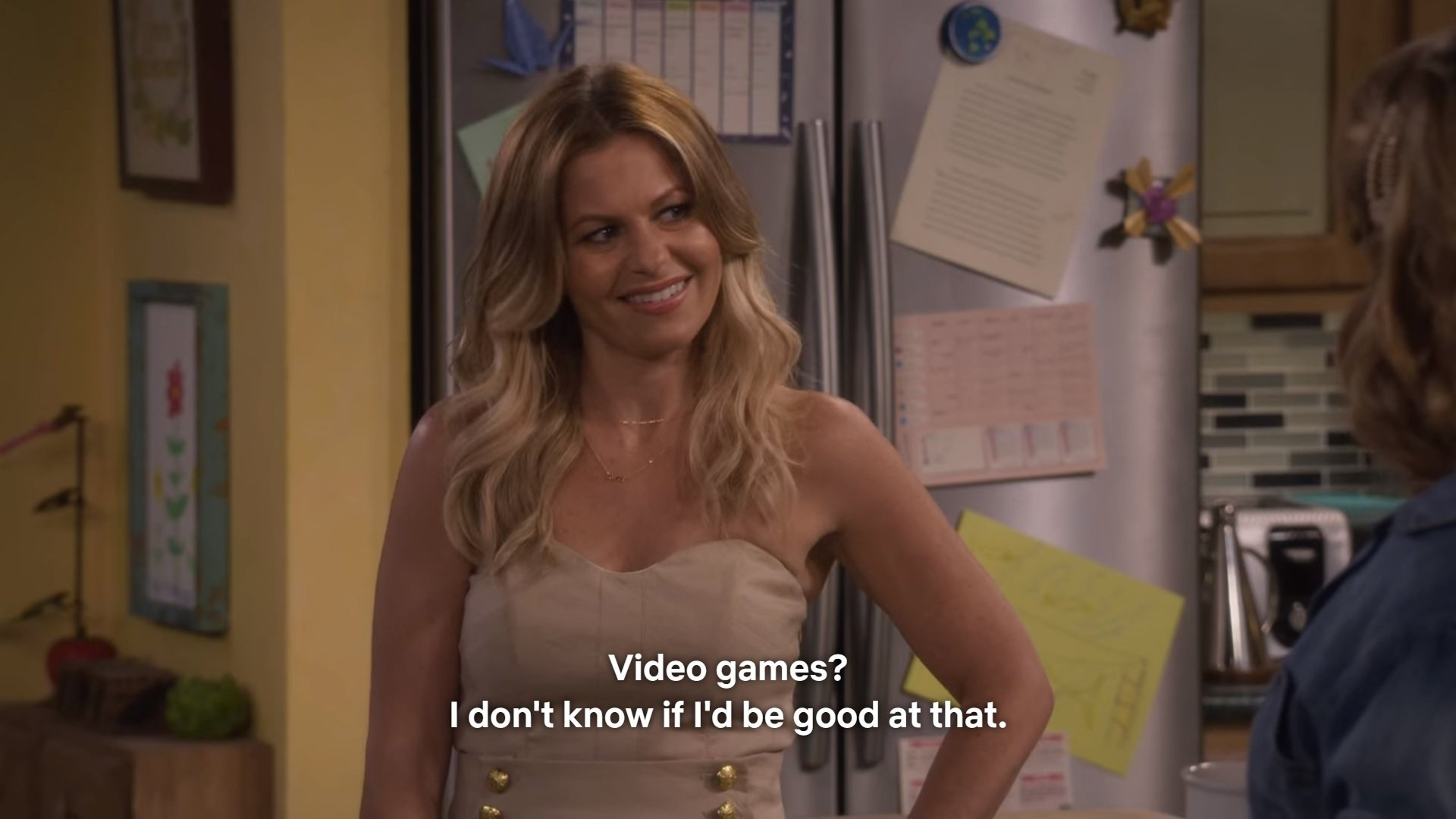 Fuller House's Rocket League episode ranked from most- to least-believable moments screenshot
