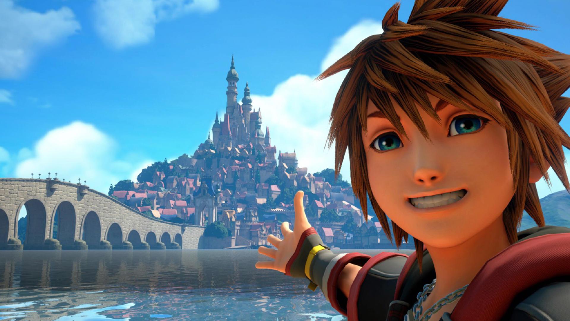 Yep, Kingdom Hearts III's ReMIND DLC is set for January 23 screenshot
