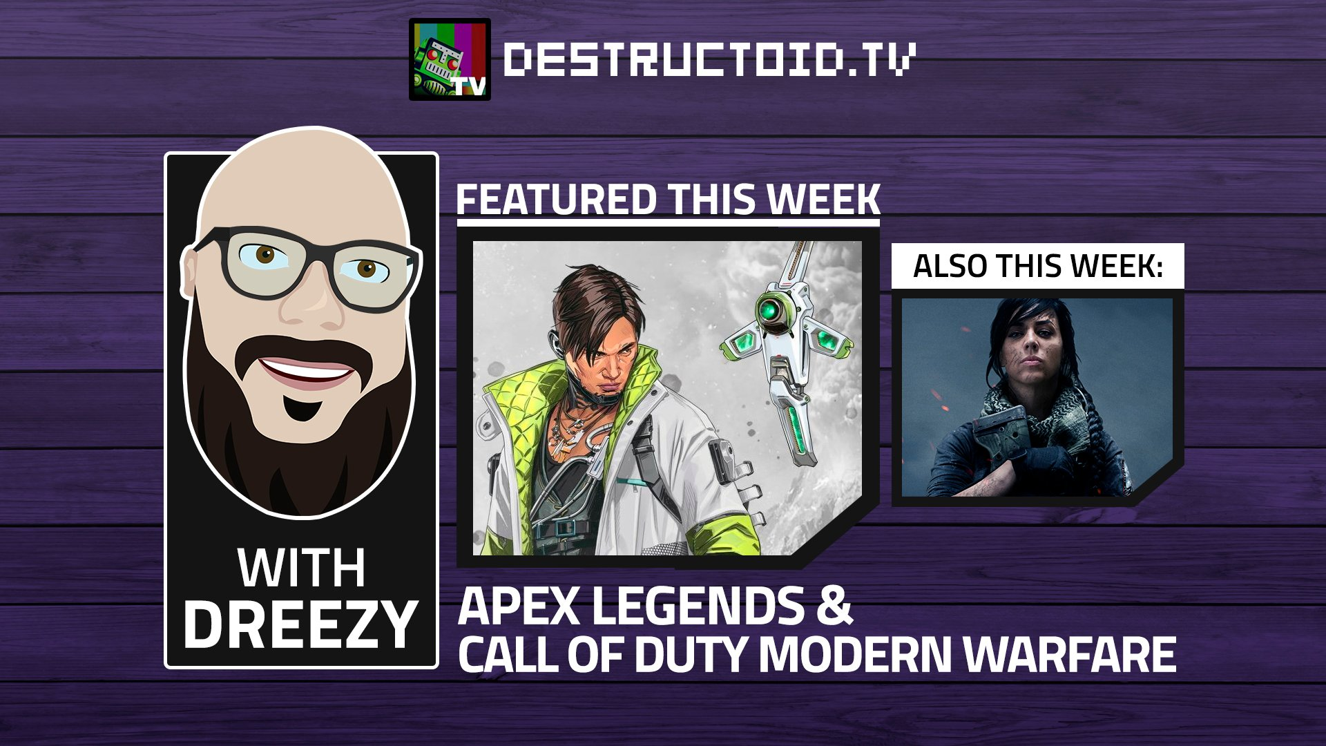 We're live on Twitch this week with FPS and giveaways galore! screenshot