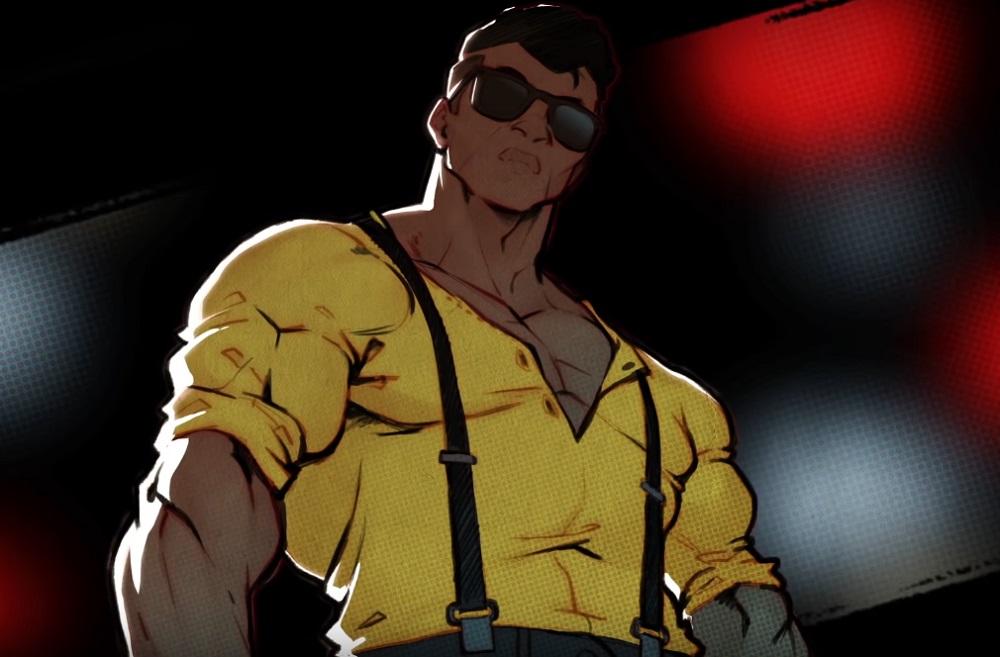 Streets of Rage 4 sees the return of Adam Hunter screenshot