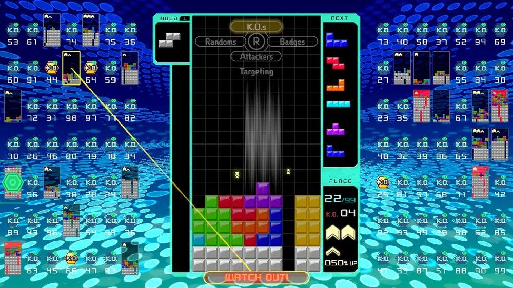 Tetris 99 gets free Team Battle Mode in preparation for Maximus Cup screenshot