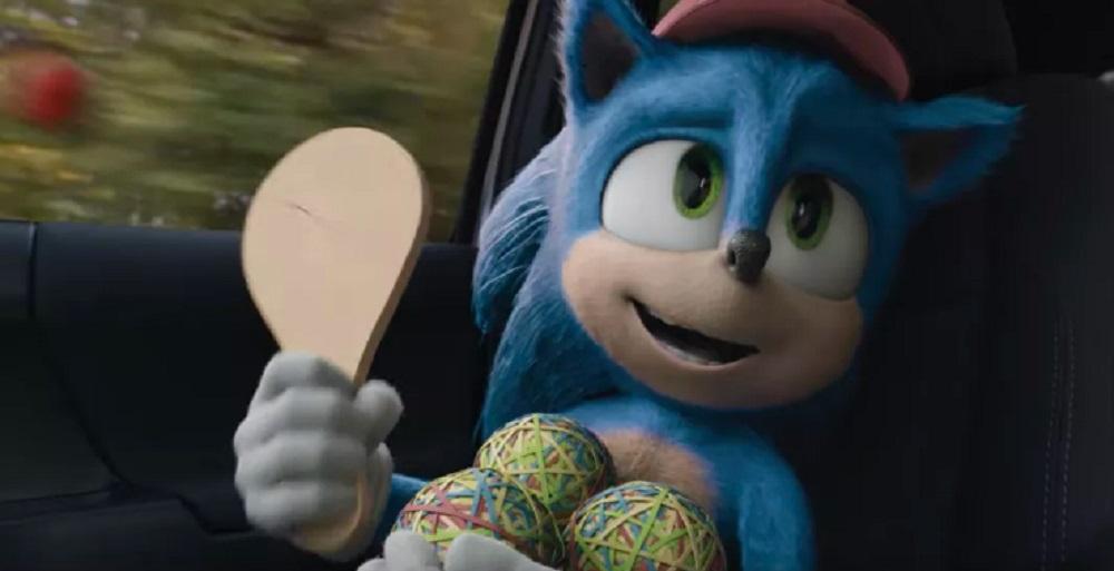 A blur of Sonic the Hedgehog movie merch is launching next year screenshot