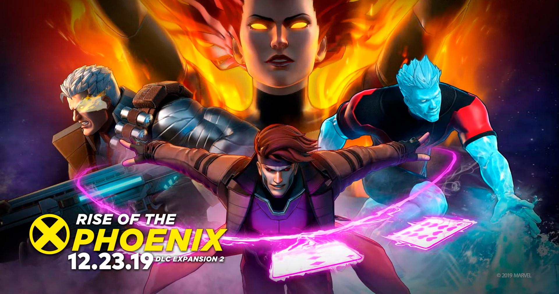 Marvel Ultimate Alliance 3's X-Men DLC drops December 23 screenshot