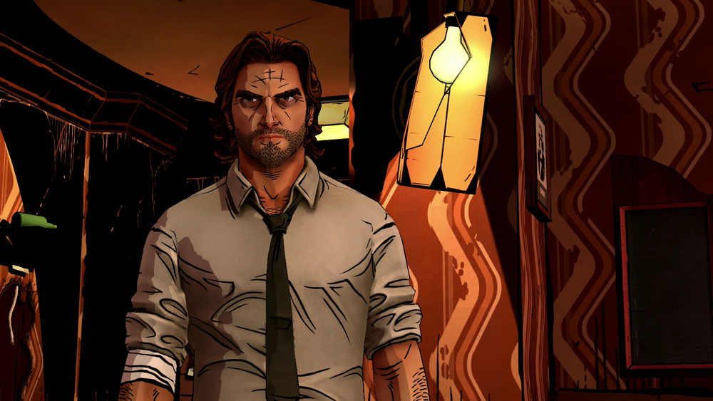 The Wolf Among Us is free for a limited time on Epic Games Store screenshot