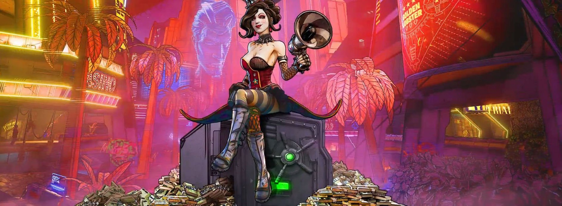 Review Borderlands 3 Moxxi S Heist Of The Handsome Jackpot