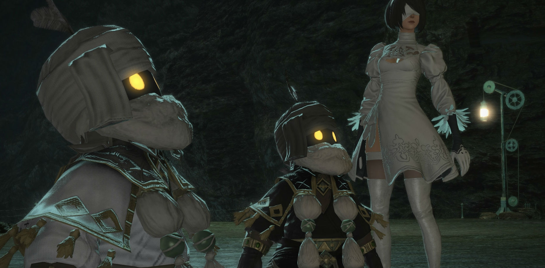 Final Fantasy Xiv Is Running A Free