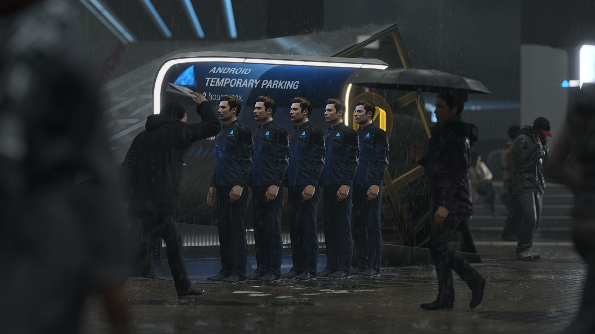 Contest: Press X to win a PC copy of Detroit: Become Human screenshot