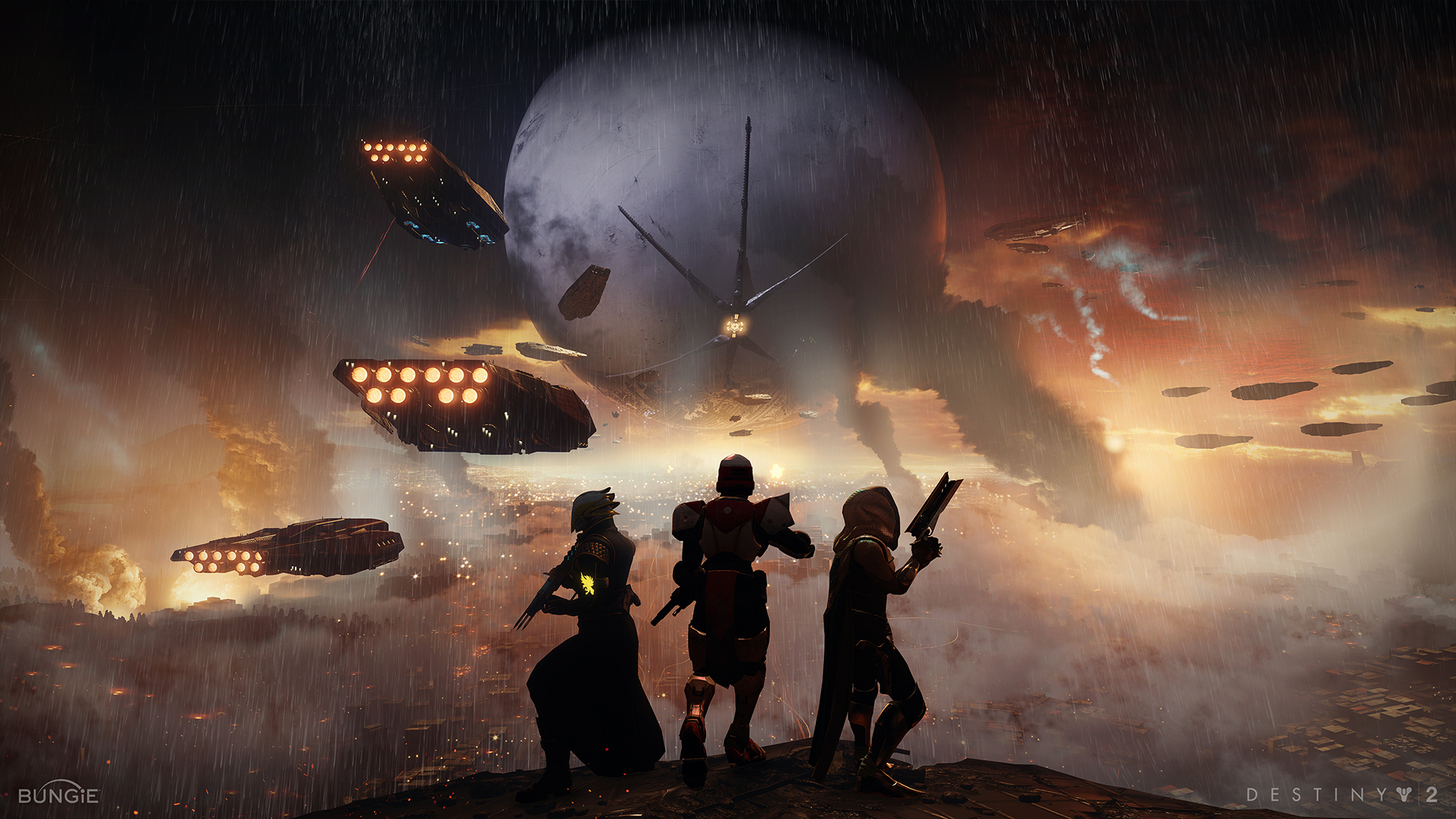 Bungie will sell Destiny 2 shirts to help fight Australia's fires screenshot