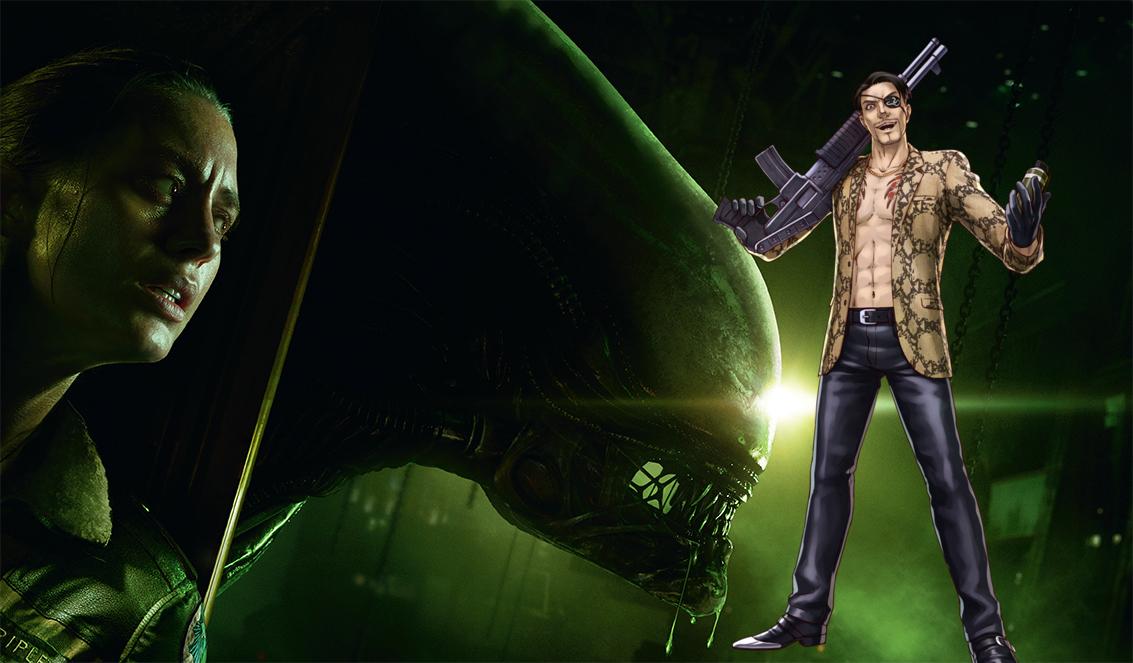 Podtoid returns with Alien, Yakuza, and dick stabbings