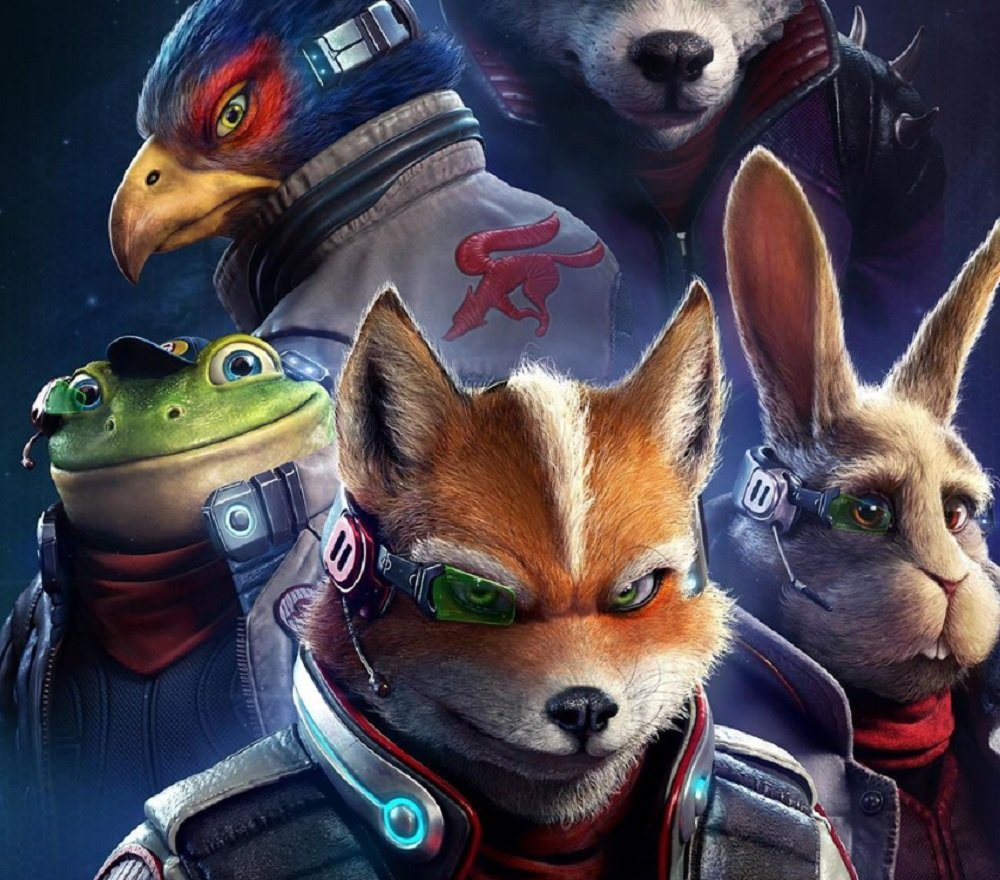 Artist for the new God of War finished his Star Fox concept art screenshot