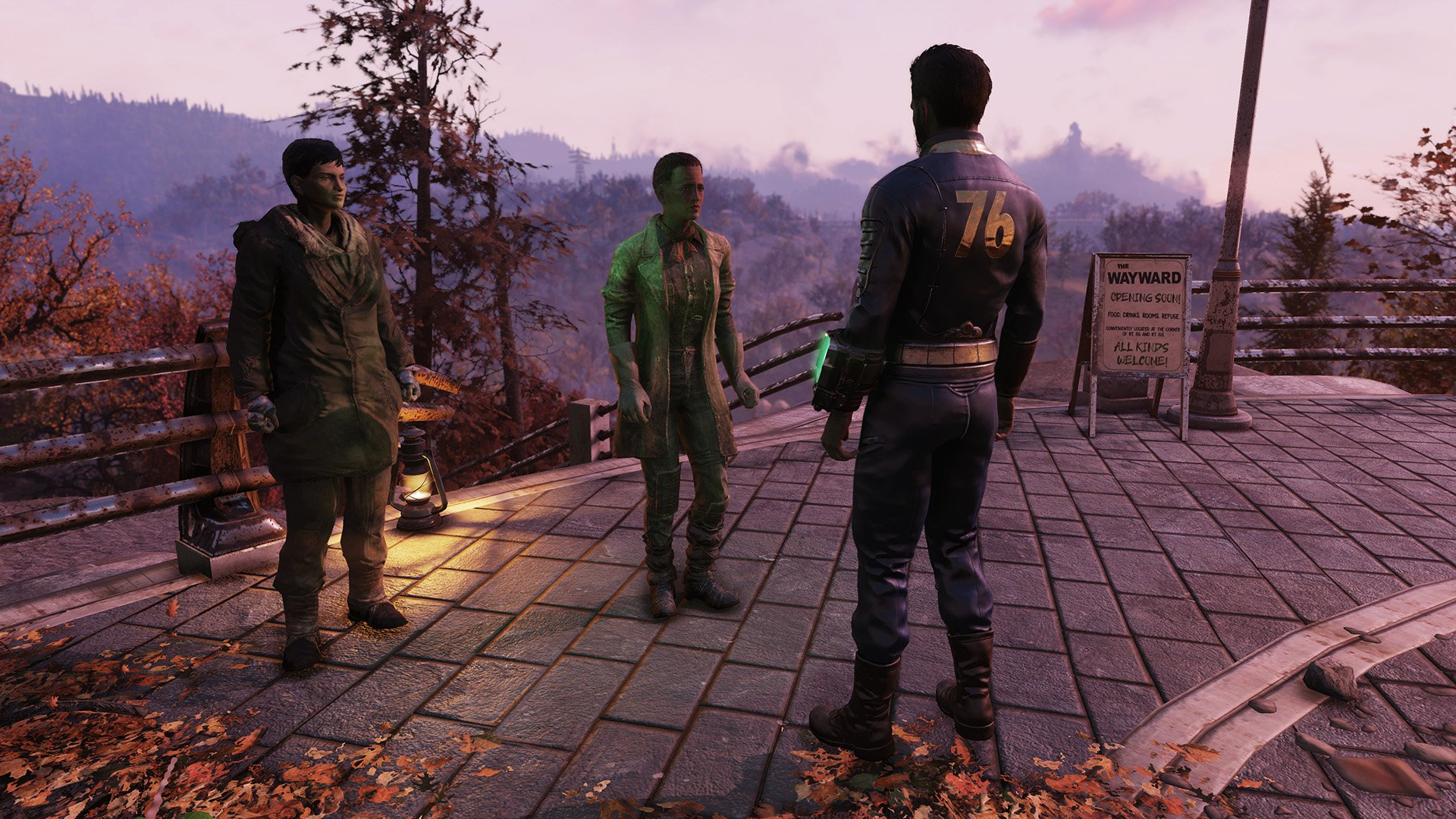 Fallout 76 is prepping for the huge Wastelanders expansion as early as this month screenshot