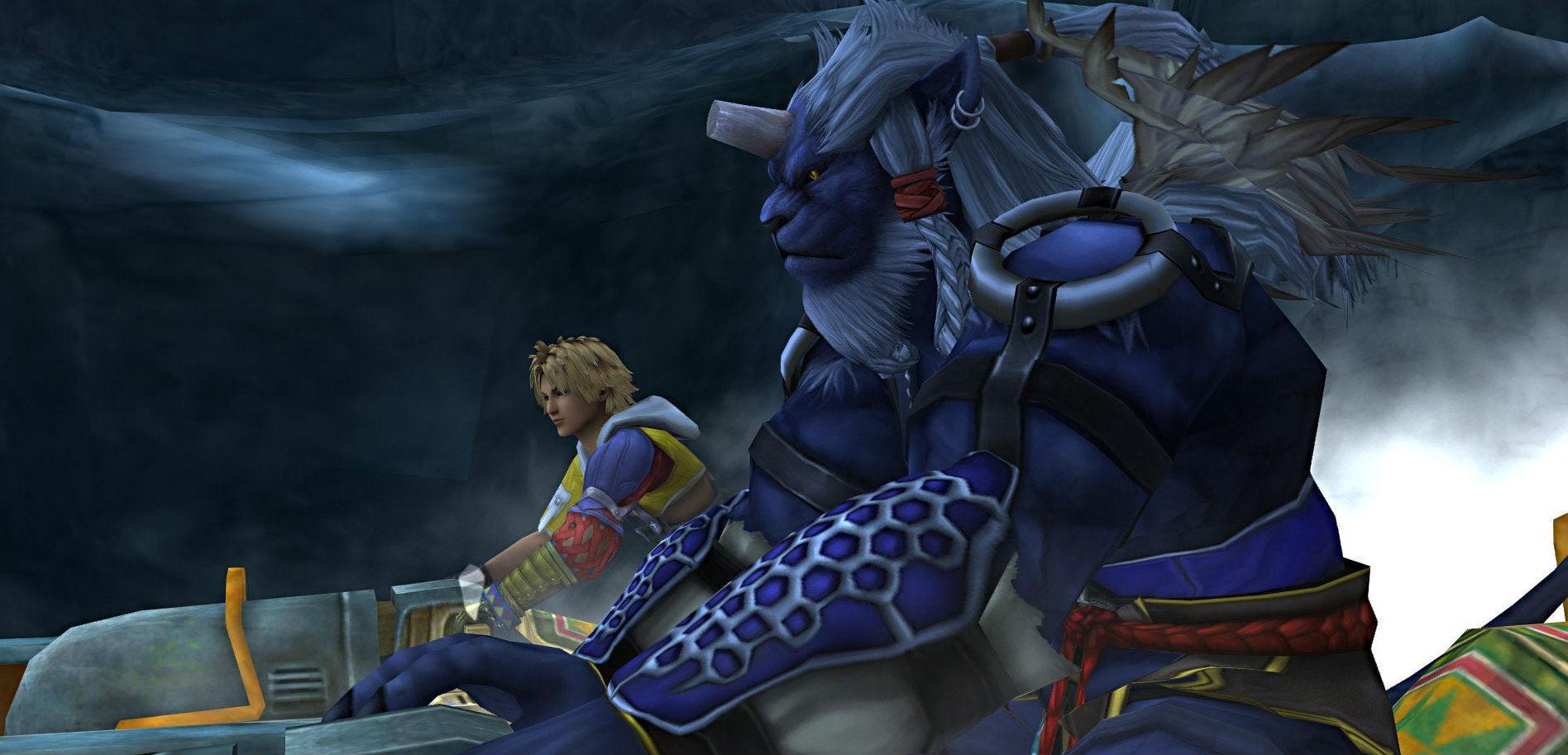 Kimahri, a Final Fantasy character that gets no respect, is now part of Dissidia Final Fantasy Opera screenshot