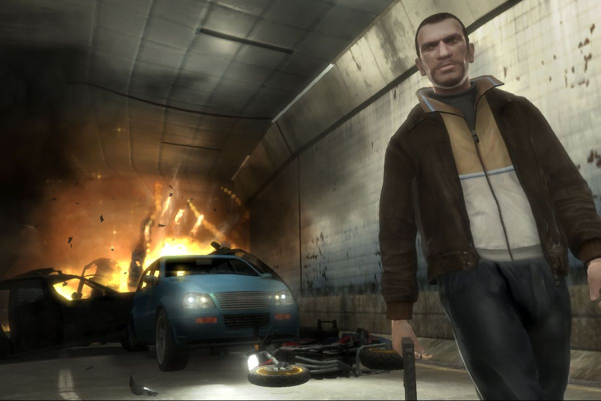 Grand Theft Auto 4 pulled from Steam because Rockstar ran out of keys screenshot