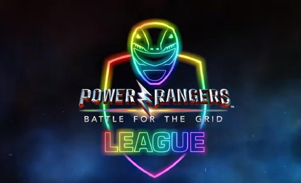 577817 power rangers pro league - Battle for the Grid League kicks off this month