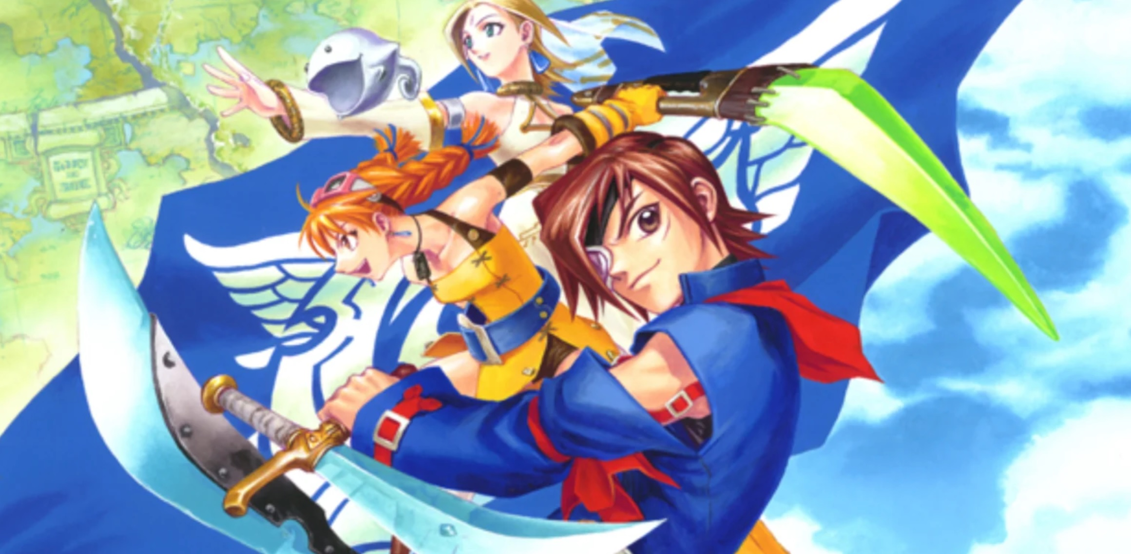 There's Skies of Arcadia sequel talk yet again and I am here for it screenshot
