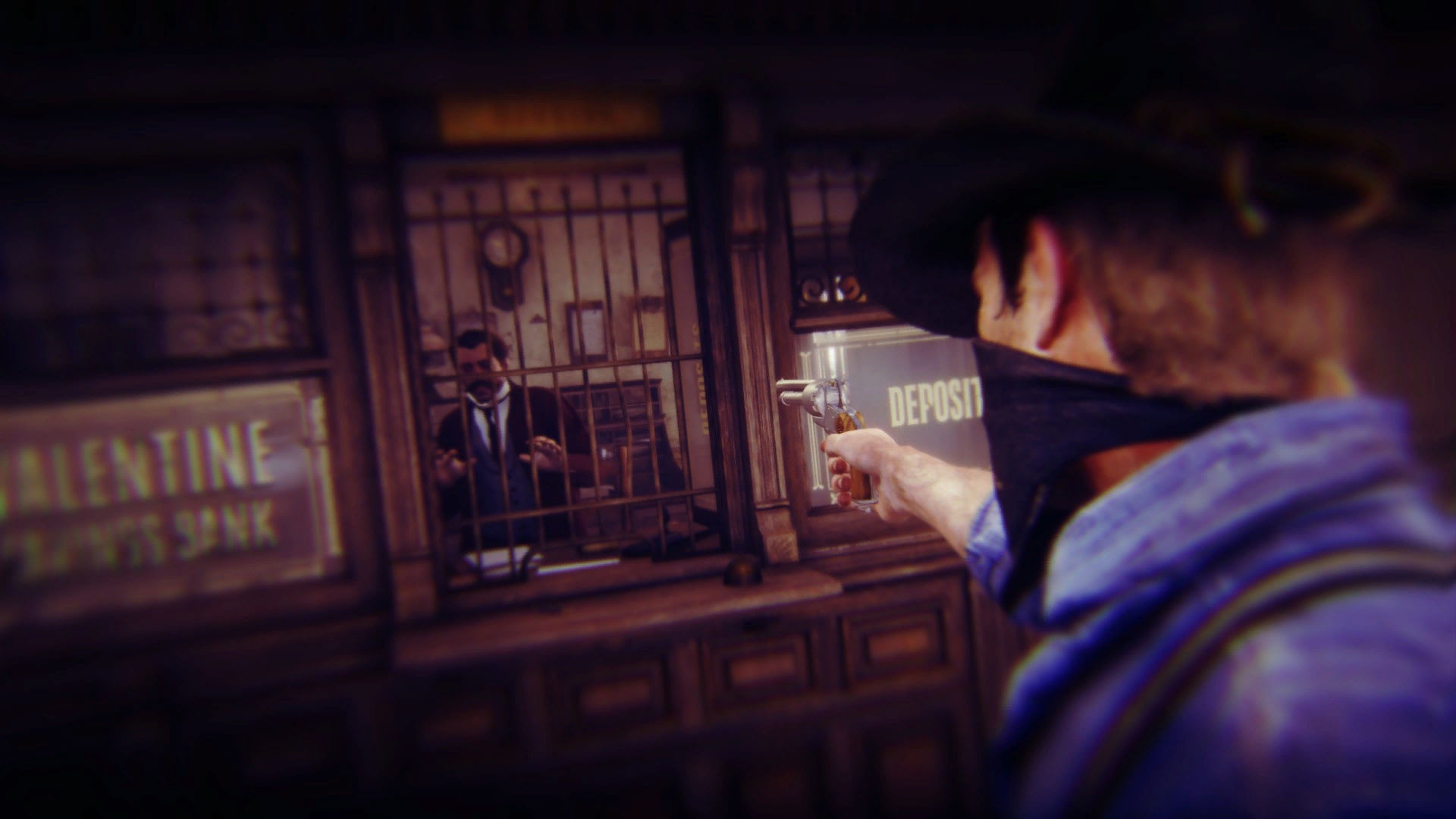 A new Red Dead Redemption 2 mod allows you to rob banks continuously screenshot