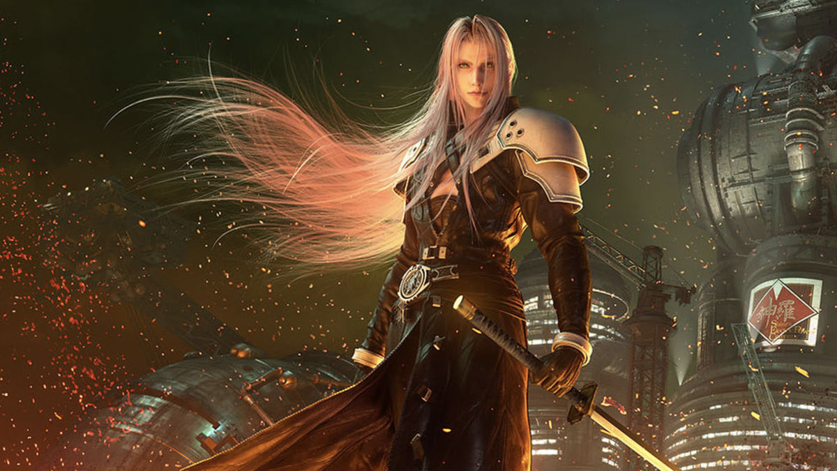 Both the Final Fantasy VII Remake and Square Enix's Avengers have been delayed screenshot