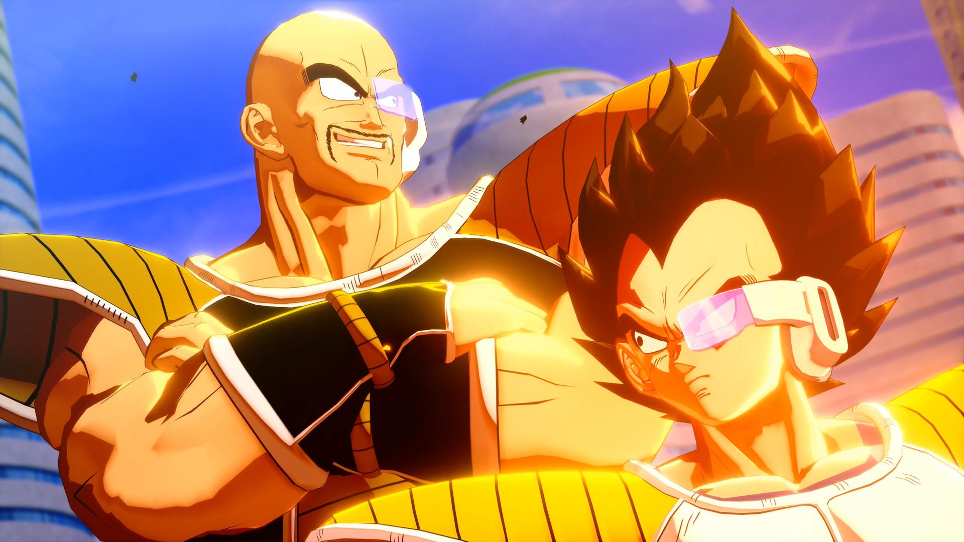 Review in Progress: Dragon Ball Z: Kakarot screenshot