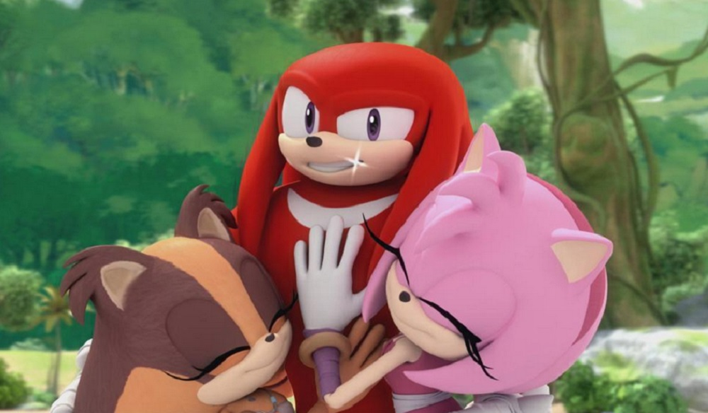 Sega Ages Release Of Sonic The Hedgehog 2 Will Include Knuckles