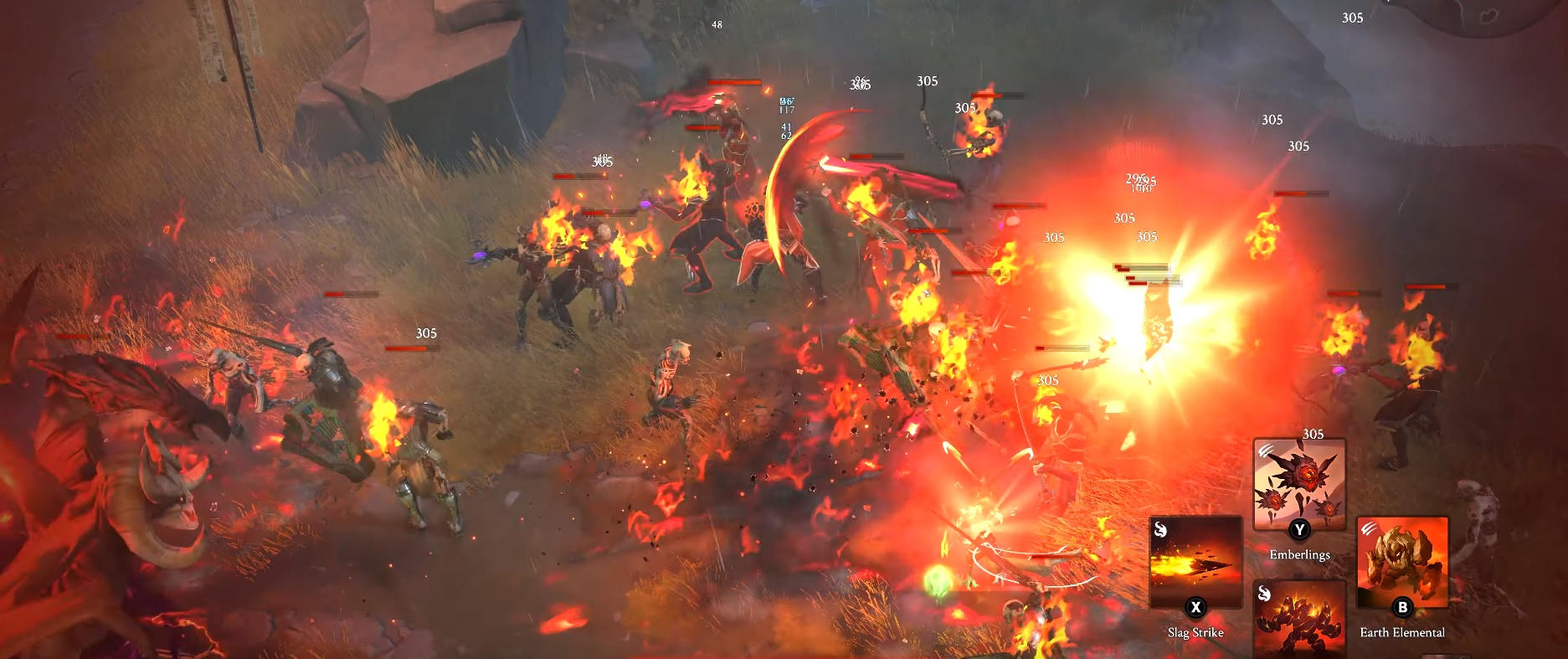 The Diablo-esque Magic: The Gathering game is getting a beta this spring screenshot