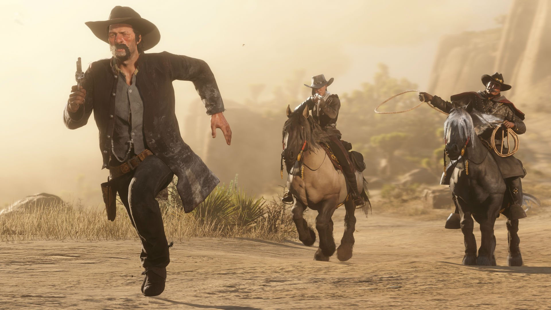 Red Dead Online is giving out massive XP bonuses tis week