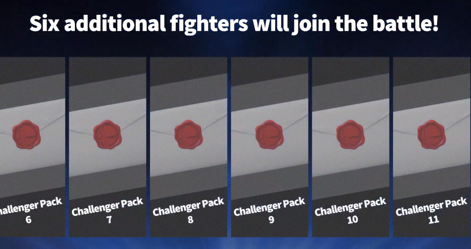 Sakurai reveals Fighter's Pass Volume 2 for Smash Ultimate screenshot