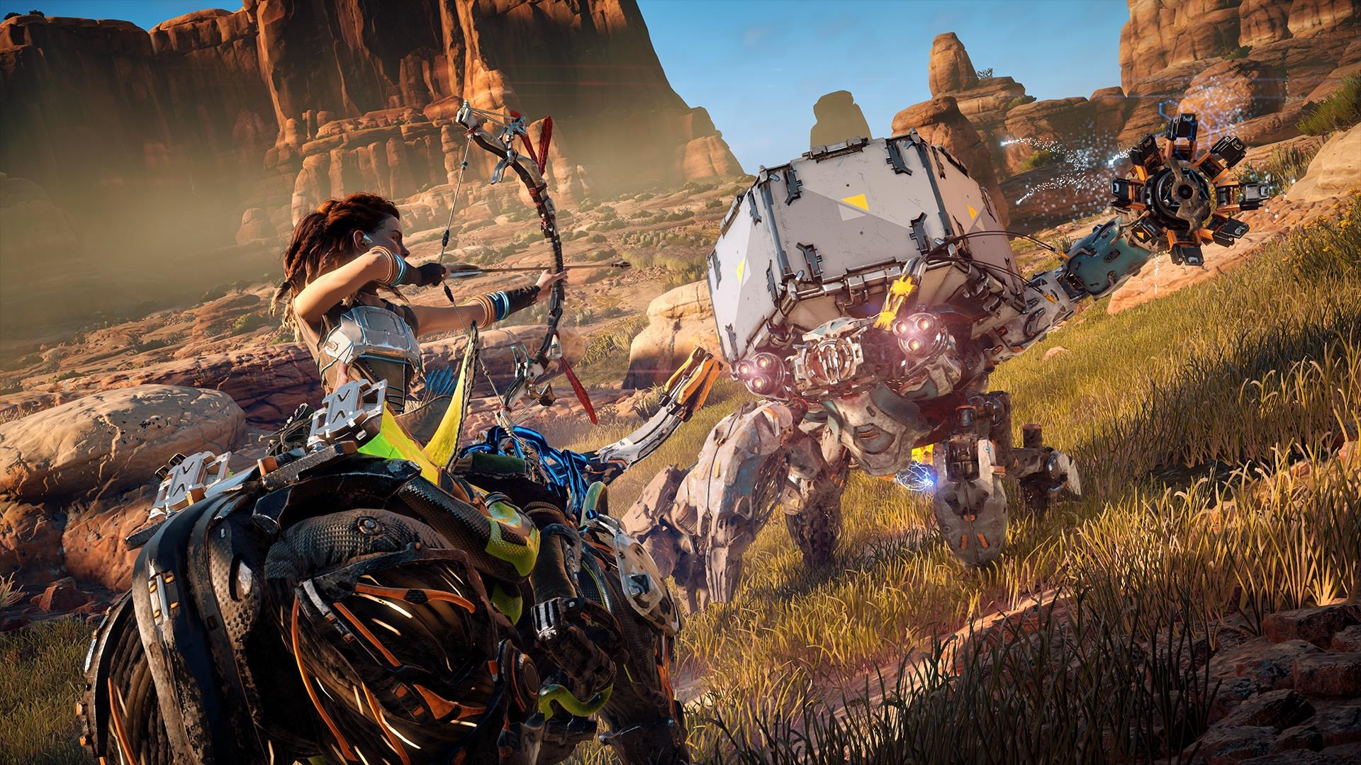 Horizon Zero Dawn is reportedly being ported to PC this year