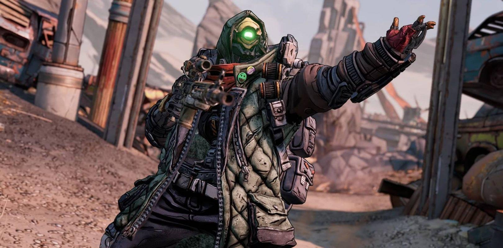 Borderlands 3's latest update buffs anointments for FL4K, Moze and Zane