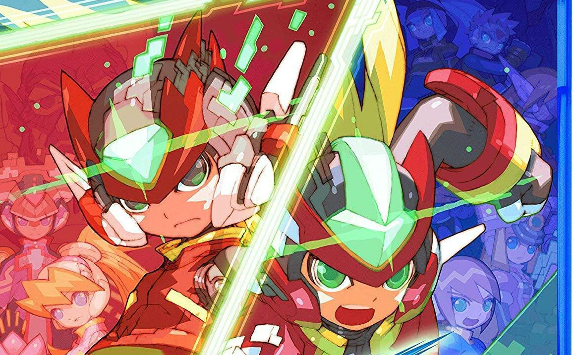 Review: Mega Man Zero/ZX Legacy Collection screenshot
