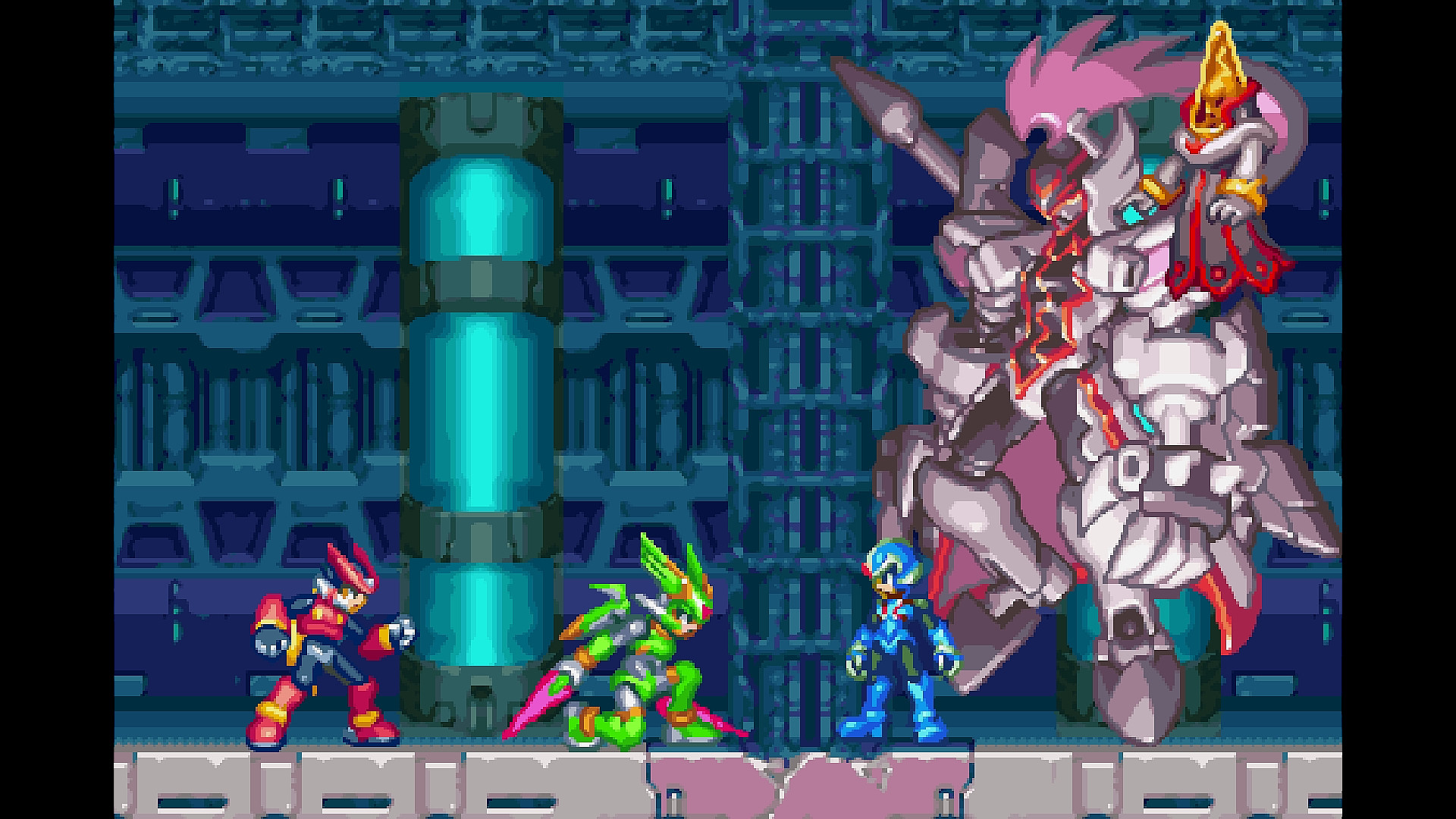 Ulasan Mega Man Zero / ZX Legacy Collection - Destructoid