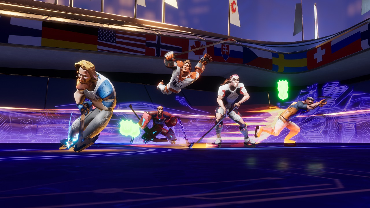 Contest: Win a free year of Apple Arcade, courtesy of Ultimate Rivals: The Rink