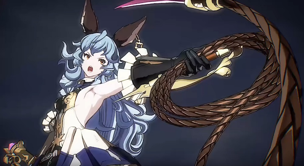 Check out the opening to Granblue: Fantasy Versus right here