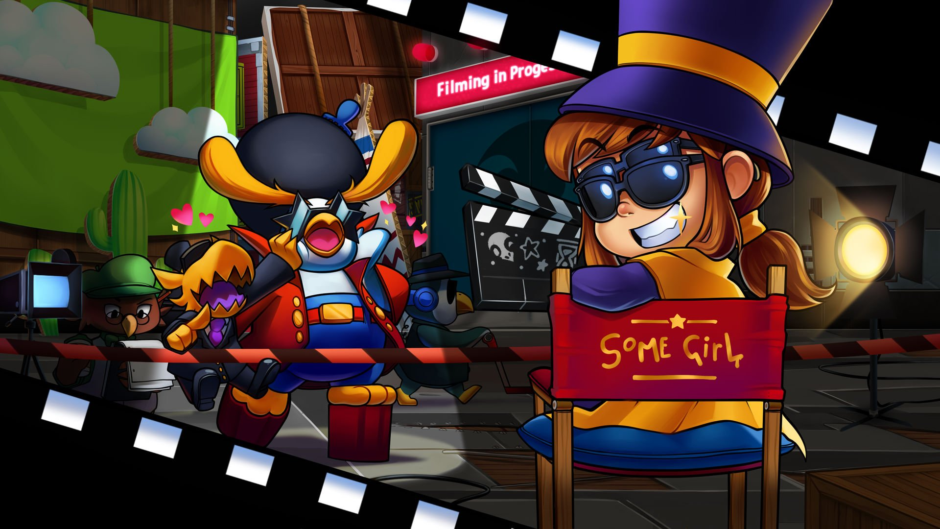 New Hat in Time update address a lot of issues on Switch