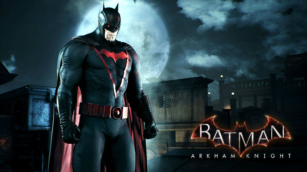 Rocksteady extends free skin offer for Batman: Arkham Knight PS4 nearly five years after launch, but where's the next Batman game?