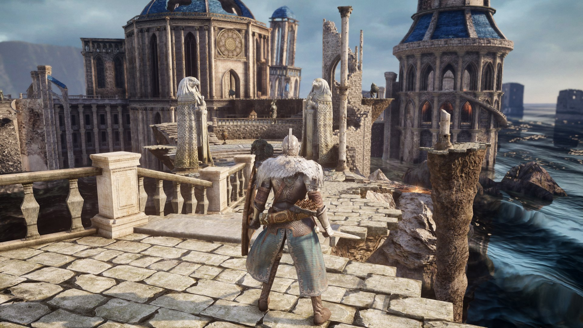 Dark Souls Ii Looks Better Than Ever With This Lighting Mod