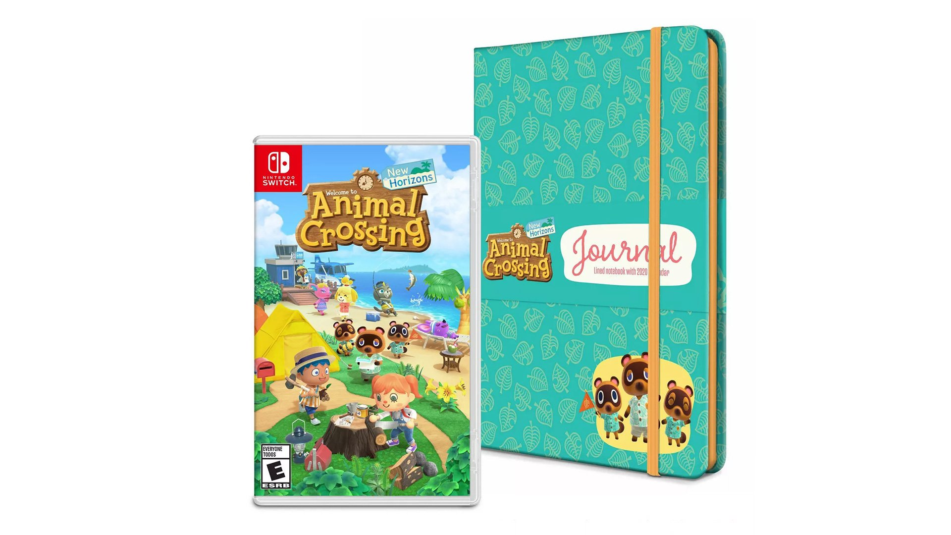 Target Is Throwing In A Journal With Animal Crossing New Horizons