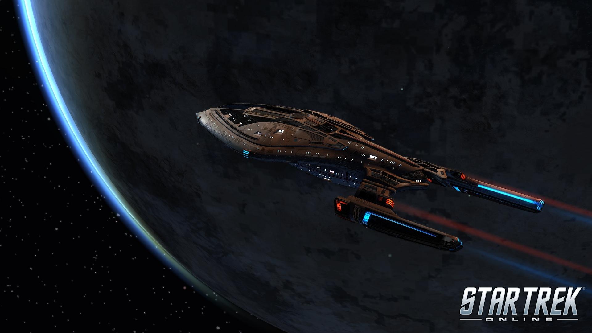 We asked Star Trek Online's lead artist for Picard spoilers screenshot
