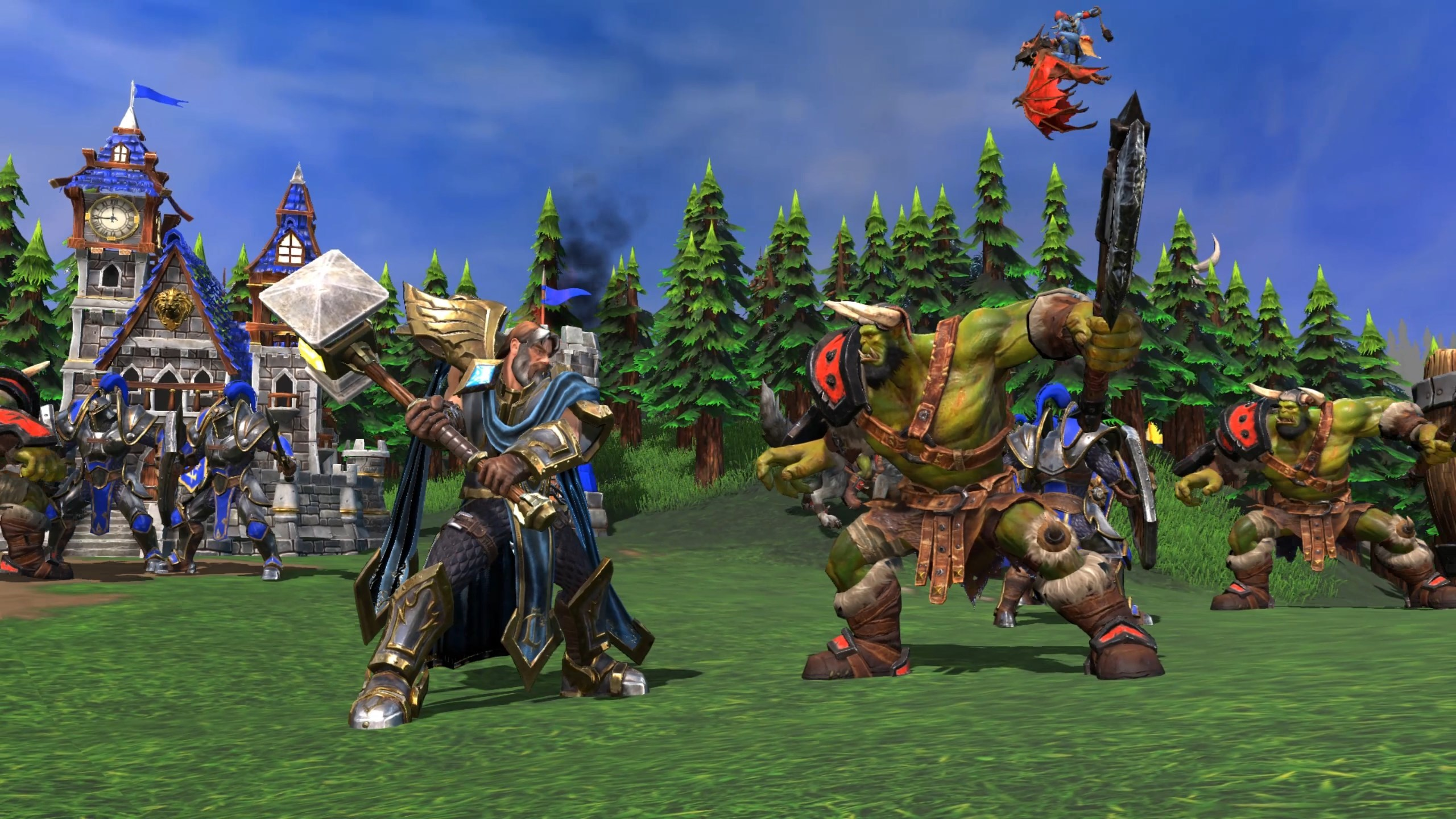 Warcraft III: Reforged review - Destructoid