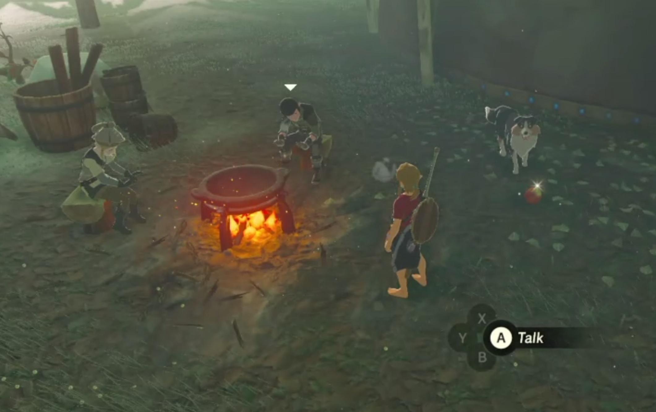 Feeding Good Dogs is all the rage in the Zelda: Breath of the Wild speedrun community screenshot