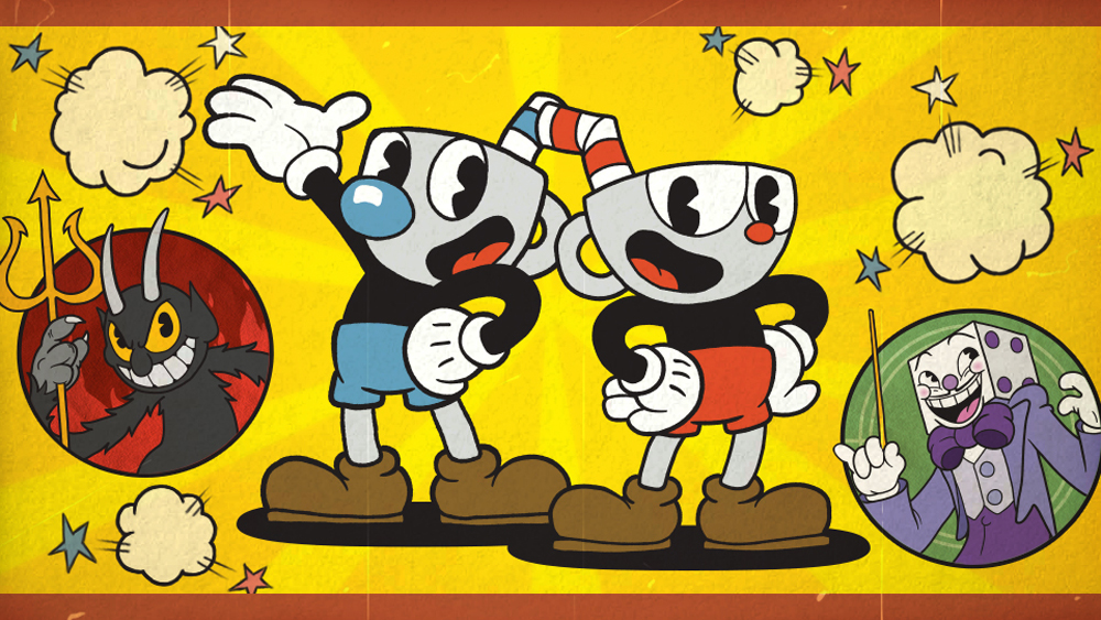 Cuphead is getting its own Spirit Event in Smash Bros. Ultimate screenshot